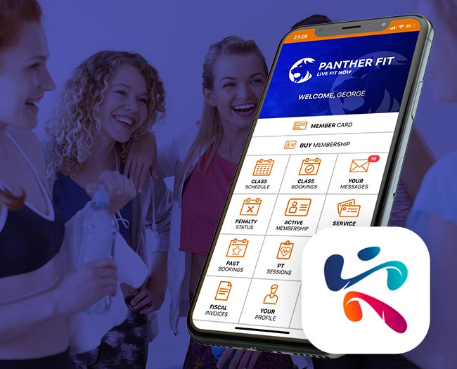 A mobile app for your gym's members