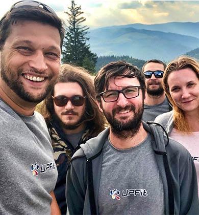 UPfit team
