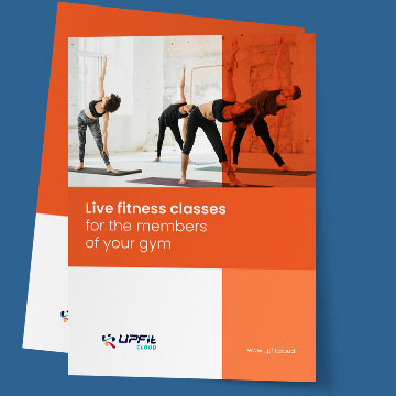 Do you want to offer your members live stream fitness classes but you don't know how to do it?