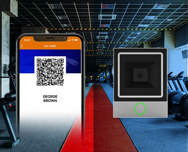 An access control system is a necessity for every gym