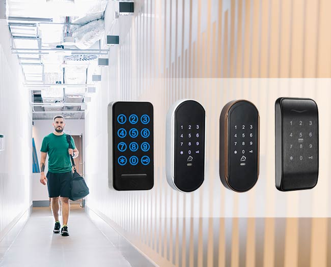 Smart locks for all your lockers