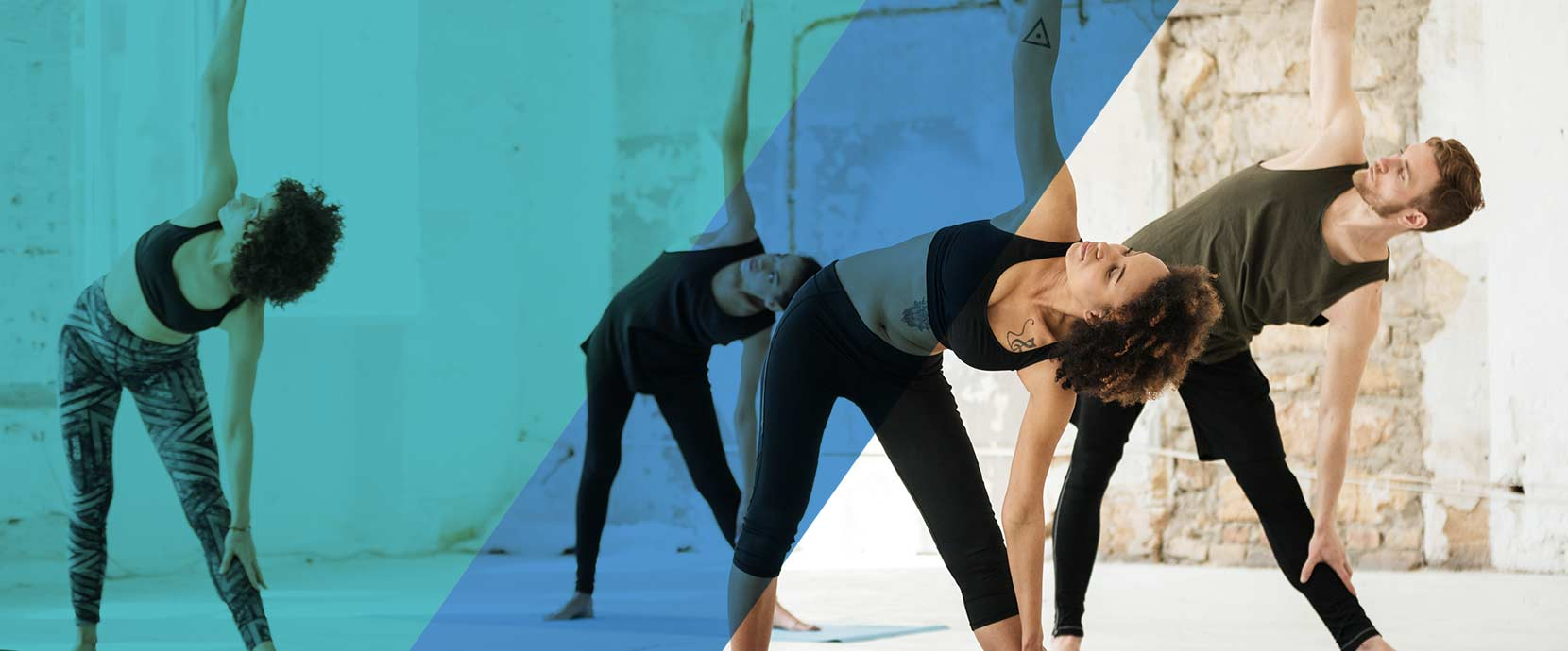 Live fitness classes for more new members, from all over the world