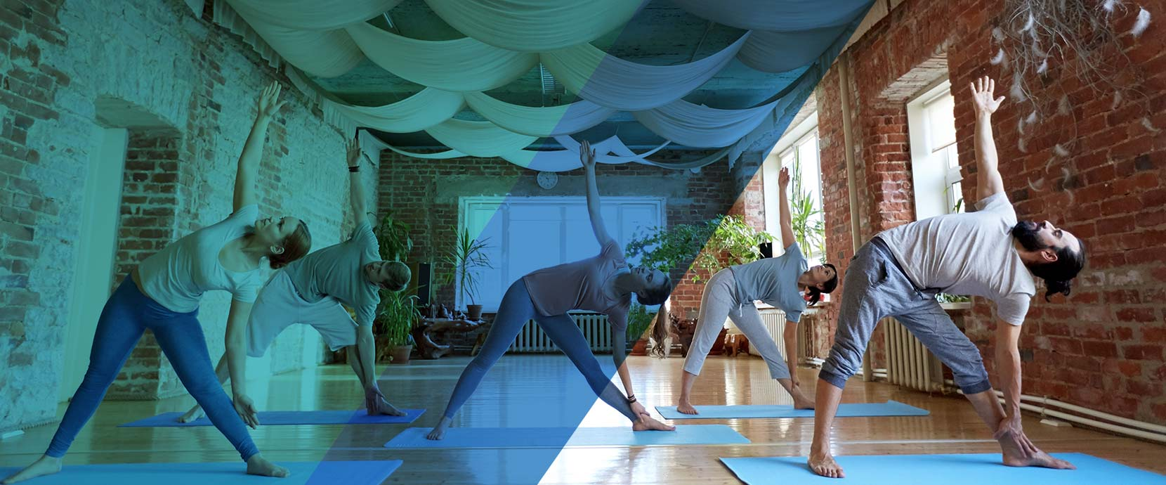 The complete solution for your yoga studio
