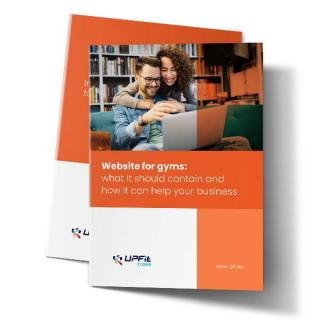 Websites for gyms: what it should contain and how it can help your business